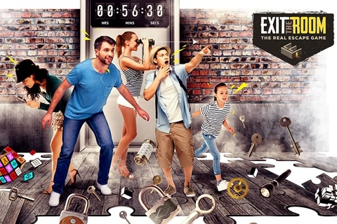 Exit The Room - Real Escape Game