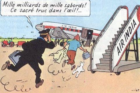 Tintin (c) flickr_salimvirji