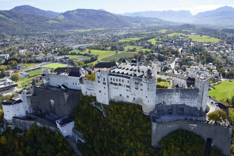 (c) Festung Hohensalzbug