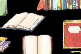 Bücher (c) Pixabay
