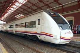 Spanish state railways Renfe