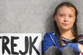 Greta Thunberg -Szenen aus dem Herzen / S. Fischer Verlage