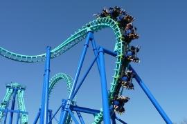 Rollercoaster (c) Pixabay
