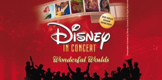 Disney in Concert - Wonderful Worlds