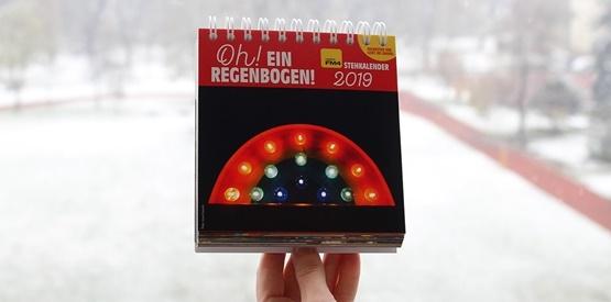 FM4 Stehkalender 2019 (c) FM4