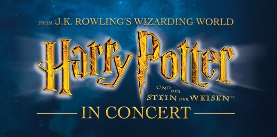 Hary Potter und der Stein der Weisen in concert