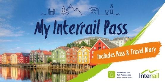 Interrail Pass 2019